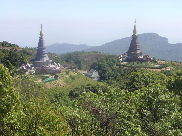 Image result for doi inthanon mountain