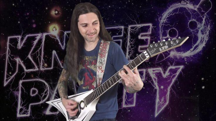 Knife Party - Bonfire Meets Metal - YouTube