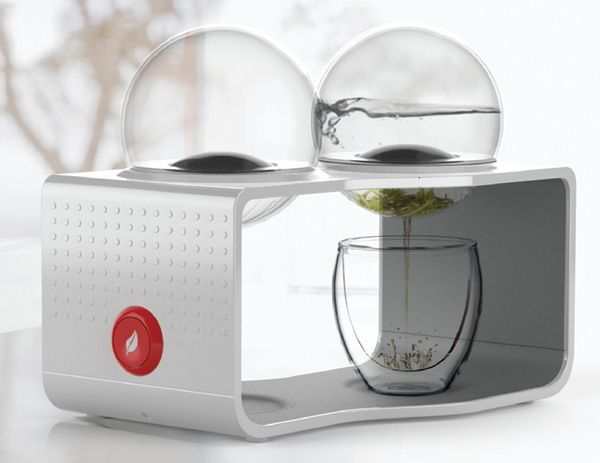 Coffee Lab 101: Bodum Coffee & Tea Maker