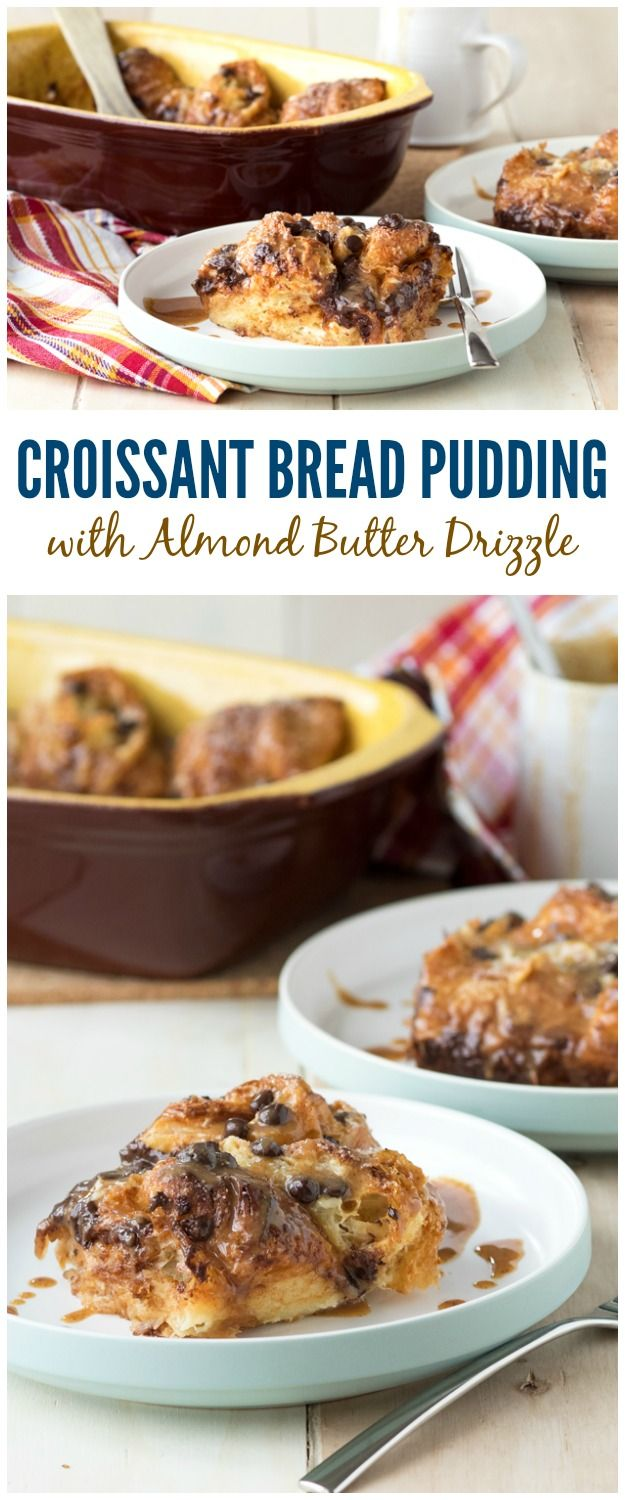 ... Bread Puddings on Pinterest | Bread Puddings, Croissant Bread and
