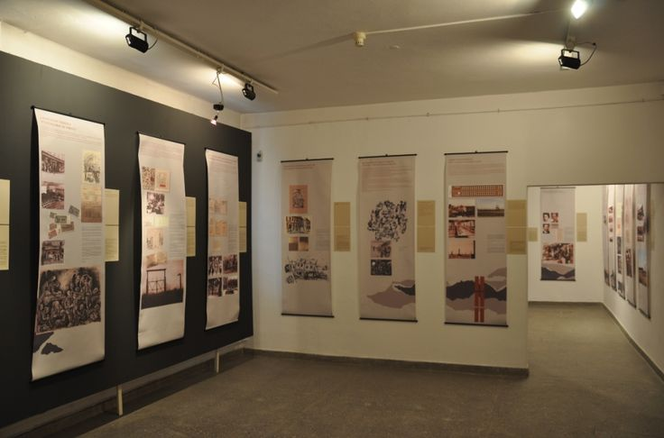 Until 4 October visitors can see a temporary exhibition prepared by the Terezin Memorial which tells the story of the Theresienstadt ghetto as well as creation and liquidation of the so-called family camp for the Jews from Theresienstadt created in Auschwitz II-Birkenau in September 1943. The exhibition is presented in Block 12 of the former Auschwitz I camp.