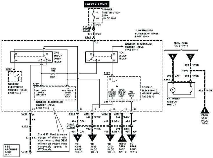 1994 Mustang Convertible Wiring Diagram Ford Expedition