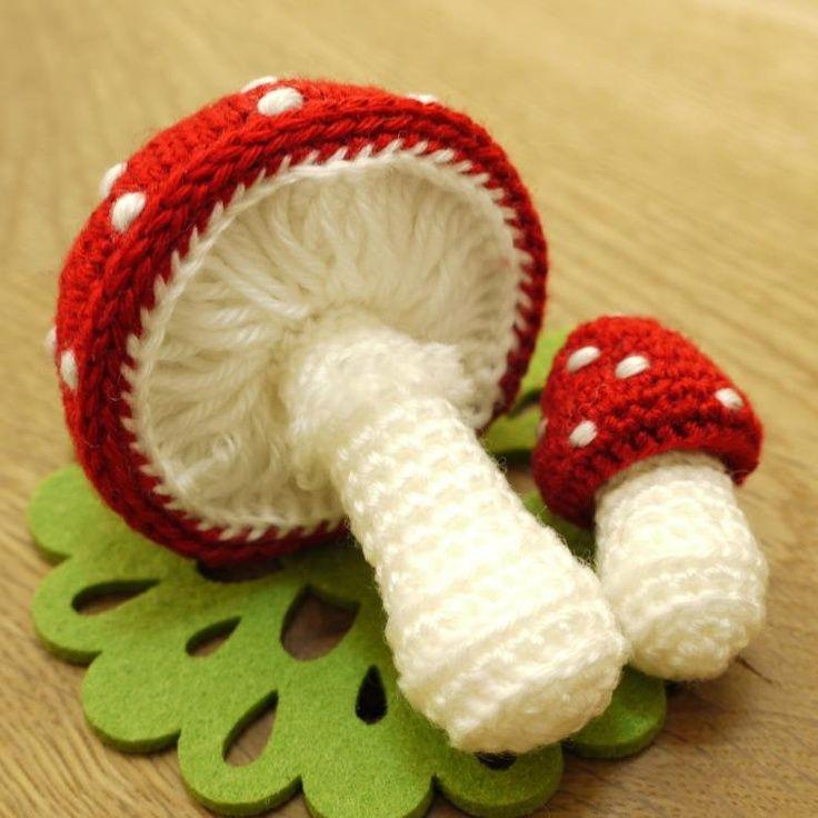 setas crochet