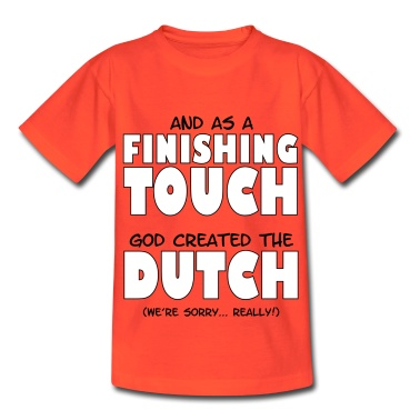 We are the Dutch!