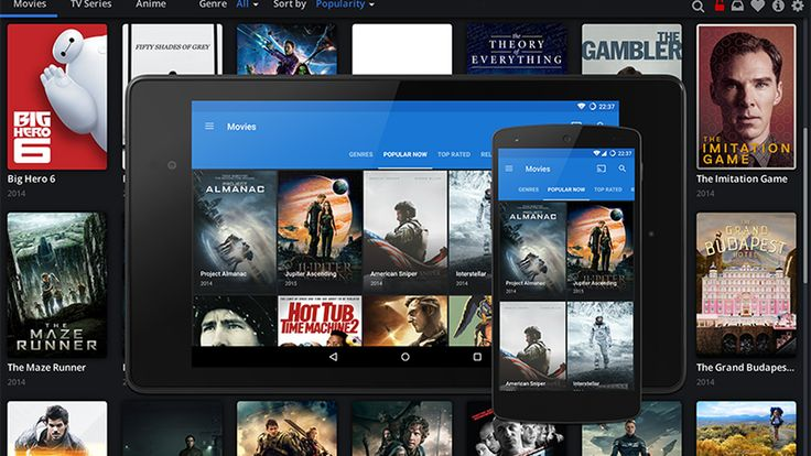 Popcorn Time's best-known app comes back to life