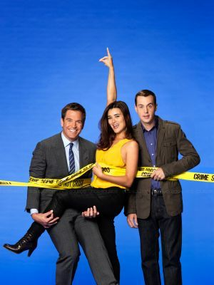 #NCIS200 ~ Michael (Tony DiNozzo), Cote (Ziva David) and Sean (Timothy McGee) Celebrate 200 Episodes!