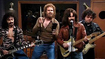 Watch the classic Cowbell sketch with the hilarious Will Ferrell & Christopher Walken and check out more exclusive SNL clips only on NBC.com!