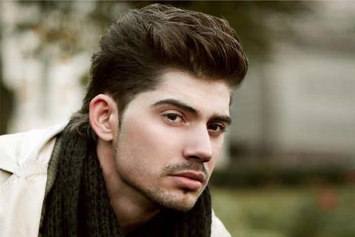 Top Men's Short Hairstyles For Thick Hair 2016
