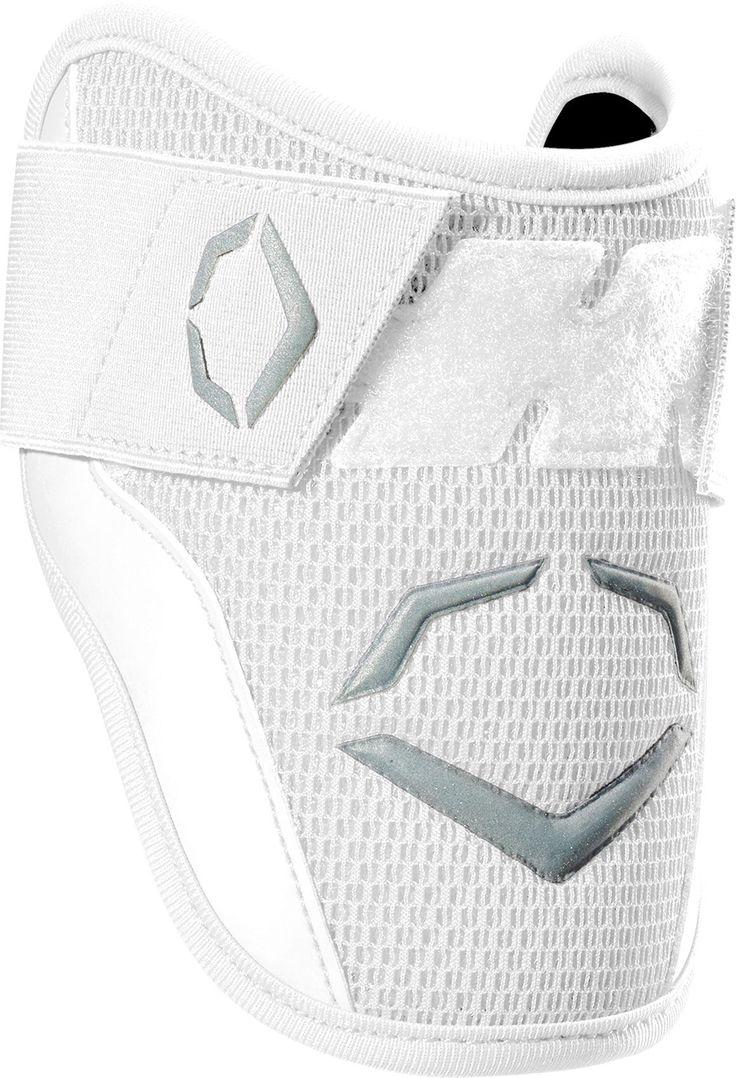 EvoShield Adult ProSRZ Batter's Elbow Guard, White in