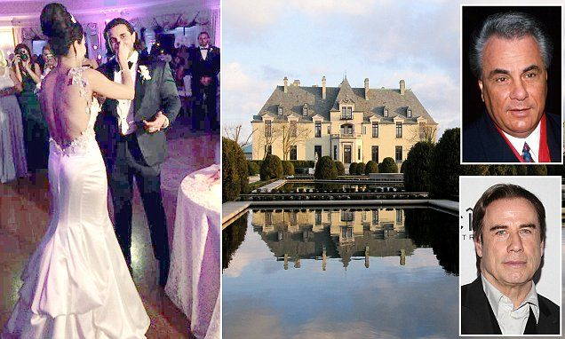 John Gotti's grandson marries in '$2.5 million ceremony' #DailyMail | These are some of the Stories. See the rest @ http://twodaysnewstand.weebly.com/mail-onlinecom