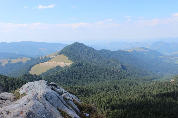 My view at 1648 m altitude #highpeak #romania