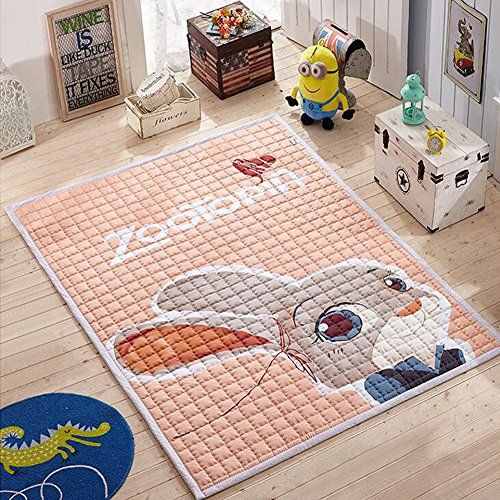 Bathroom Rugs Ideas | MeMoreCool Cartoon Welldesigned Durable Kids Bedroom  CarpetLiving Room Area Rug For ChildrenInfant Cotton Play MatYoga MatDecor  And ...