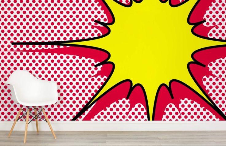 Image result for pop art wall murals  sc 1 st  Pinterest & The 118 best Pop art Wall murals images on Pinterest | Art walls ...