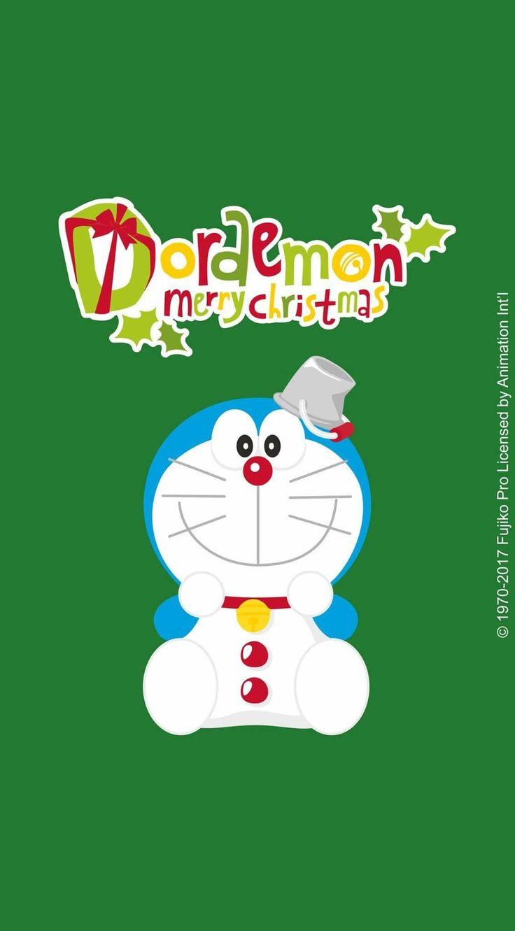 Doraemon / Merry Christmas