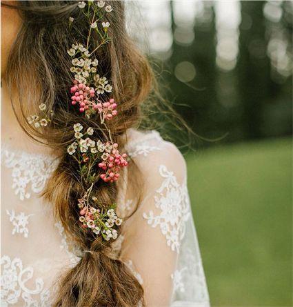 Capelli, le acconciature da sposa per l'inverno 2015-2016 - VanityFair.it