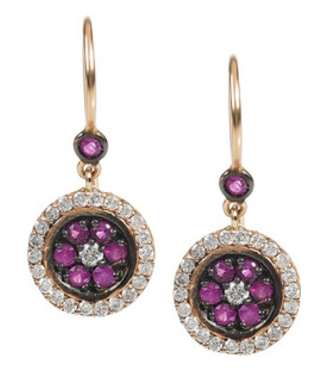 earrings from Pretty in Black:  http://geeliciouspassion.wordpress.com/2012/04/28/pretty-in-black/