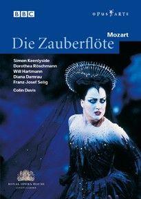 Mozart Die Zauberflote DVD