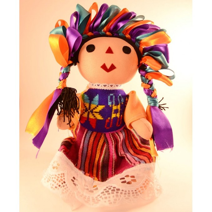 Traditional Mexican Doll