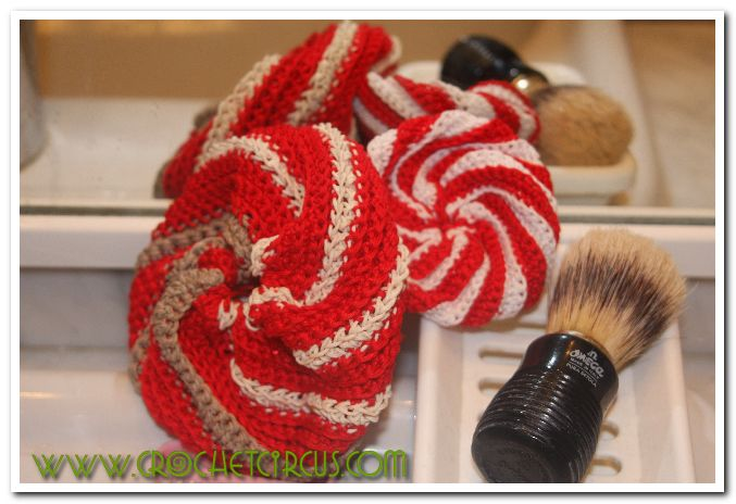 For Christmas give a Tawashi. Simple, economical, ecological. My free tutorial to make it.