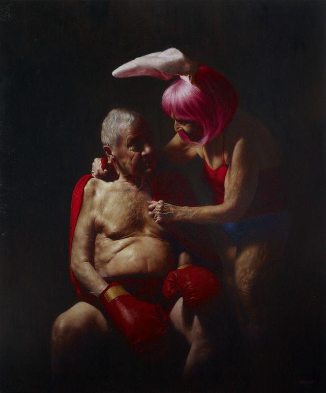 Jason Bard Yarmosky; Playfull Elderly