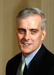 Creepy Denis McDonough, Obama's Chief of Staff. He is creepy for so many reasons it is not at all amusing. In other words, he is another typical Obama Serf who lies and covers obama's ass.