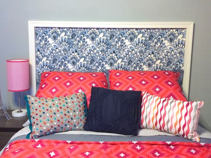 diy teen headboard - Google Search
