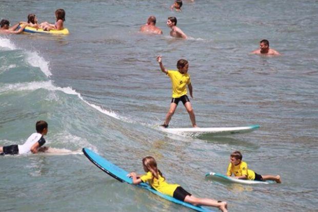 #Levanto Surf School