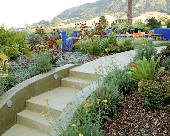 116 best eclectic garden images on pinterest | landscape design