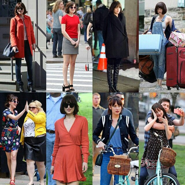 Dakota Johnson in How to be single Movie