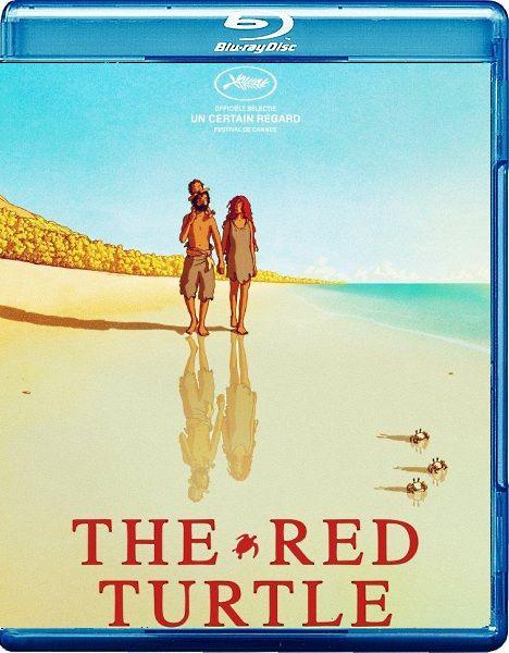 Красная черепаха / The Red Turtle / La tortue rouge (2016/BDRip/HDRip)  Мужчина попадает на необитаемый остров. Ему удаётся построить плот, но далеко уплыть не получается — красная черепаха пресекает все его попытки к бегству.
