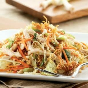 Chinese Chicken Salad - looks like Applebees Oriental Chicken Salad -YUM |