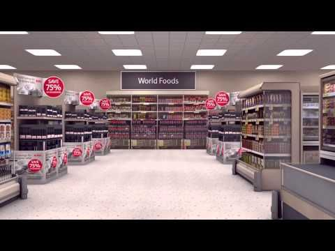 Oculus Rift Perfectly Recreates ... The Grocery Store?