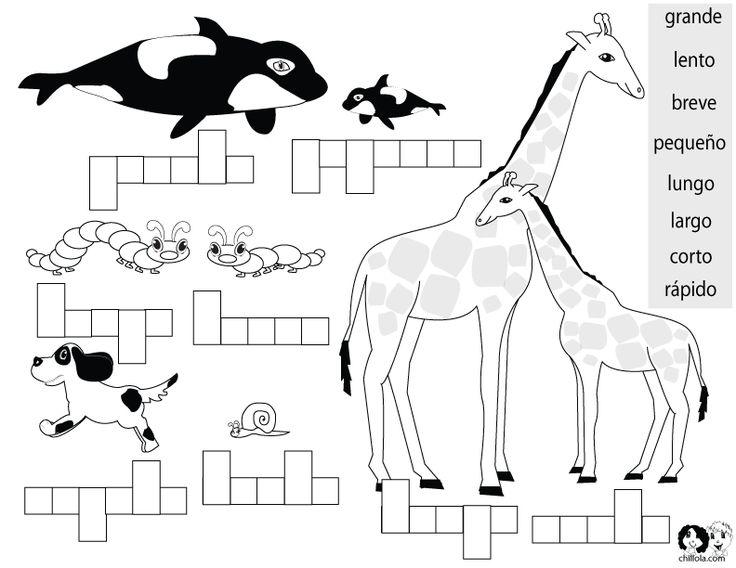 math worksheet : opposites spanish for kids worksheet spanish ...