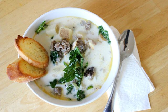 Zuppa Toscana | Favorite Recipes | Pinterest