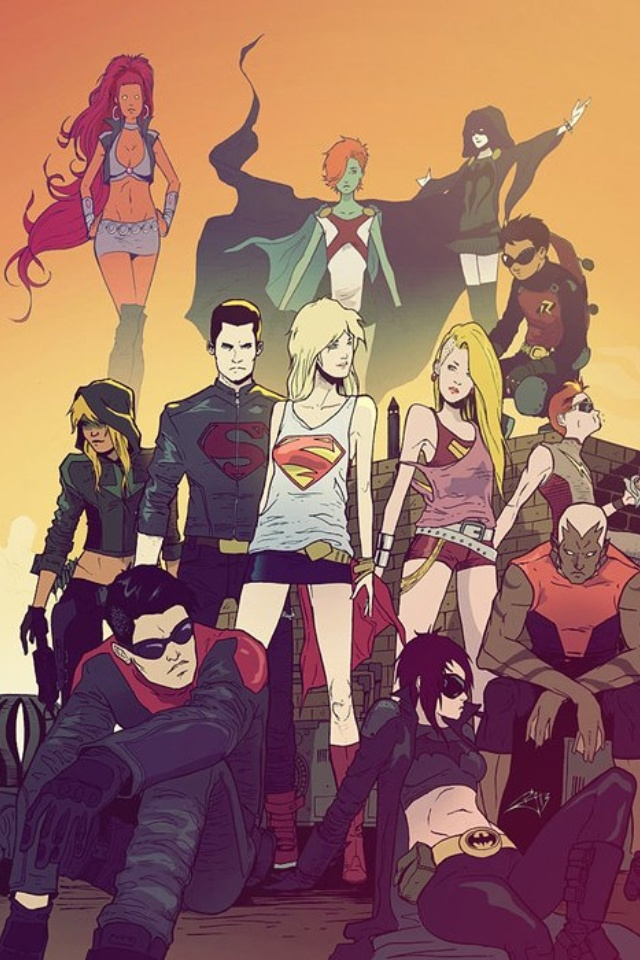 Teen Titans Heroes 81