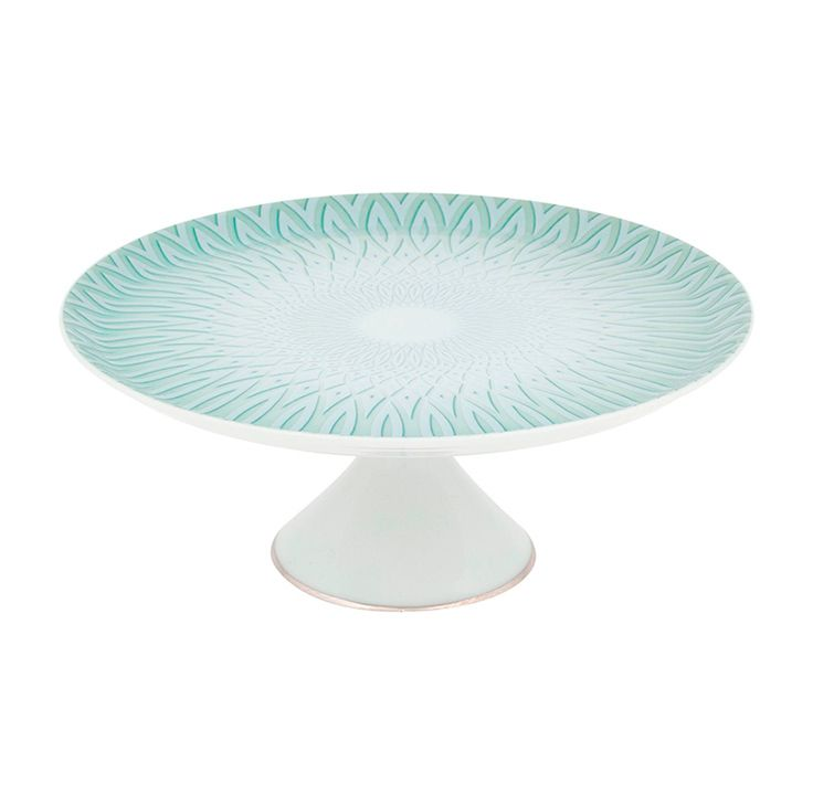 Small Footed Cake Plate