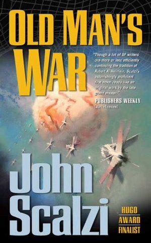 Old Man's War by John Scalzi - Enlisting in the army on his seventy-fifth birthday, John Perry joins an interstellar war between Earth and alien enemies who would stake claims on the few existing inhabitable planets, unaware that the conflict involves much more than he understands. Recommended by: Megan Kass, Reference Librarian and Ralph Guiteau, Readers' Services Librarian