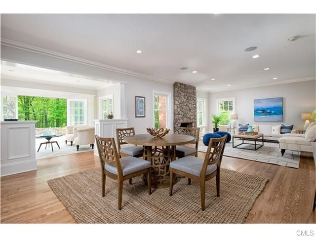 This Center Hall Colonial is perfectly located at 220 White Oak Shade Road, New Canaan, CT and is perfectly styled. Over 6,000 square feet of fantastic floor plan. Large formal rooms and open family-friendly informal rooms, spectacular craftsmanship and architectural details. This beautiful home in New Canaan is available for a private showing. Please contact rwalsh@wpsir.com.  http://rachelwalshhomes.com/homes-for-sale-details/220-White-Oak-Shade-Road-NEW-CANAAN-CT-06840/99142791/20/