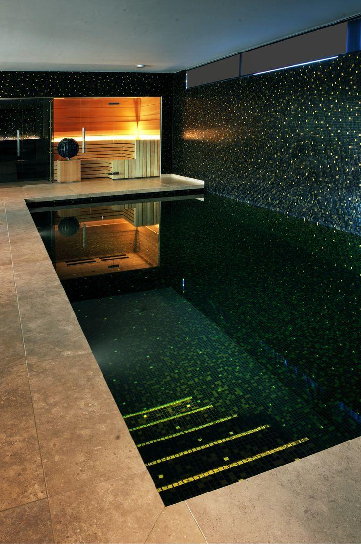 VSB Wellness - VSB Wellness binnenzwembad en sauna - Hoog ■ Exclusieve woon- en tuin inspiratie.