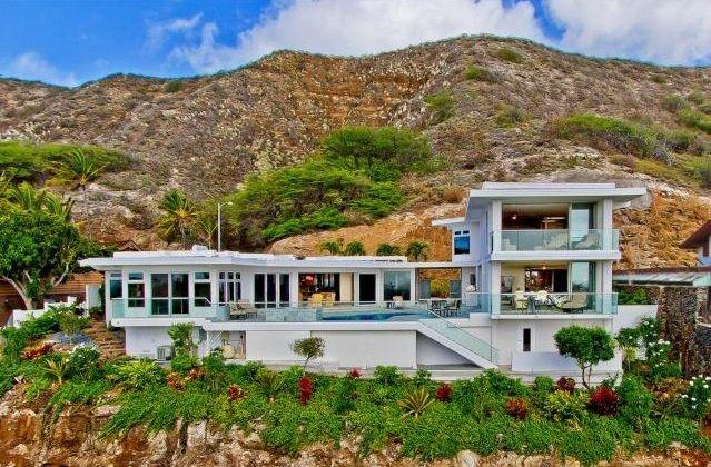 Stunning Diamond Head Estate! Just listed at $9.85 million.
