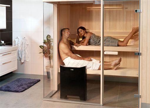 Sauna Envolve GC Tylö® -  www.oliness.com - Concessionnaire Jacuzzi® région centre