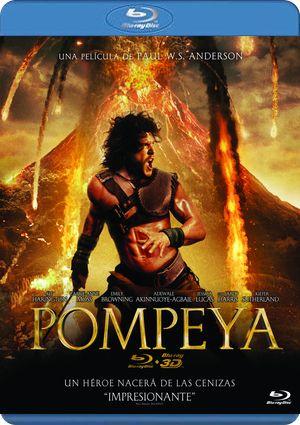 POMPEYA (BLU-RAY 3D+2D) de Paul W.S. Anderson, comprar película en dvdgo.com