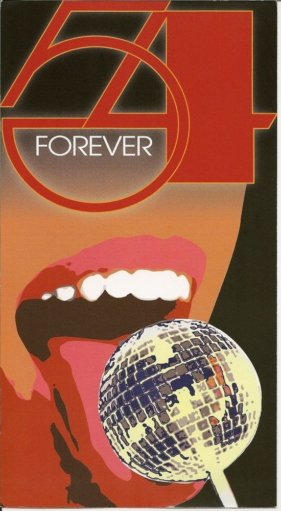 NYC: disco 54 forever
