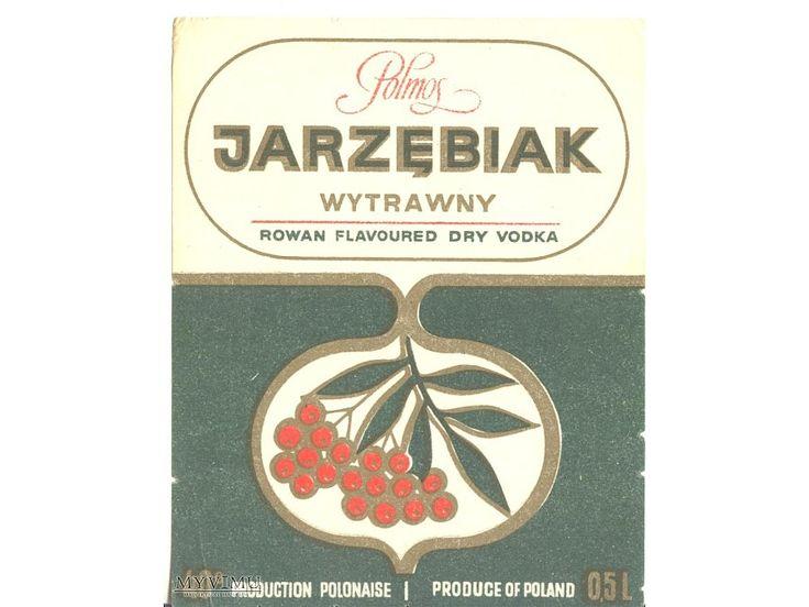 Jarzebiak, flavored vodka