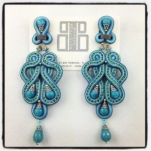 #soutache - Photos tagged soutache on Instagram - 5th village