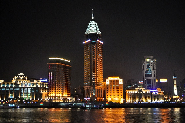 The Bund, Shanghai 上海, 外滩  | China photo