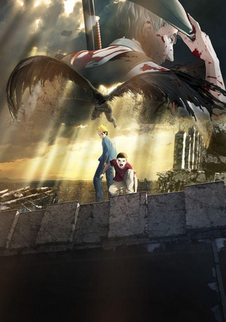 Ajin - 2. Anime Film startet im Mai, dritter Film im September - http://sumikai.com/mangaanime/ajin-2-anime-film-startet-im-mai-dritter-film-im-september-123903/