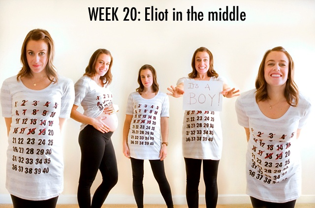 taking pictures as she crosses of days on her shirtPregnancy Announcements, Pregnancy Food, Photos Ideas, Documents Pregnancy, Cute Ideas, Baby News, Baby Projects, Originals Gift, Gift Cards
