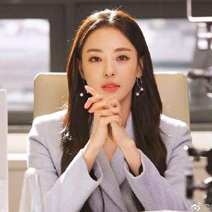 Beauty Drama Korea: Beauty Inside Lee Da Hee Inspired Earrings 011 In 2019
