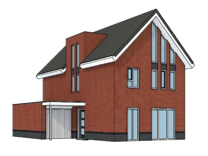 Bekijk dit schetsontwerp en alle andere ontwerpen van de VarexHuis architect op VarexHuis.nl.